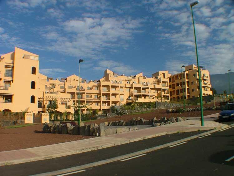 Apartment - Neues Apartment in einer sehr ruhig gelegenen Urbanisation, Pool, Aufzug, Teideblick