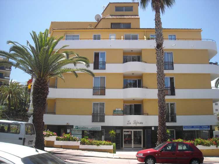 Immobilien Teneriffa, Apartment mit grosser Terrasse - Apartment, 1 Schlafzimmer, in Botanico-La Paz, neu renoviert, Gebäude mit Aufzug, Pool