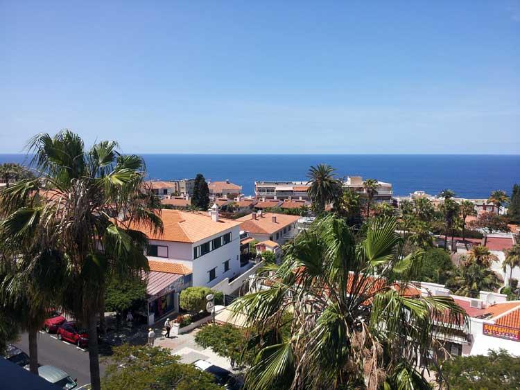 Immobilien Teneriffa: Appartment in Masaru La Paz Puerto Cruz - Sehr hübsches, aus zwei zusammengefügten Studios entstandenes Apartment