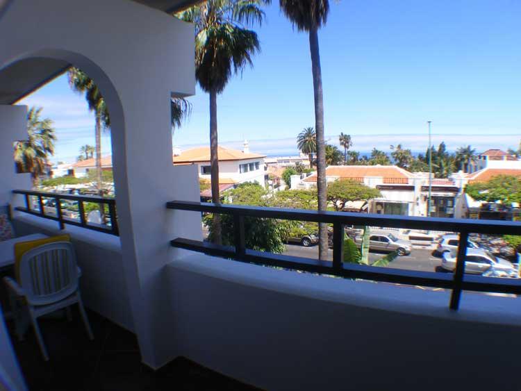 Immobilien Teneriffa, Sehr schönes Apartment in der bevorzugten Lage von La Paz, Panoramablick - Teneriffa, Apartment mit grossem Balkon und schönem Blick