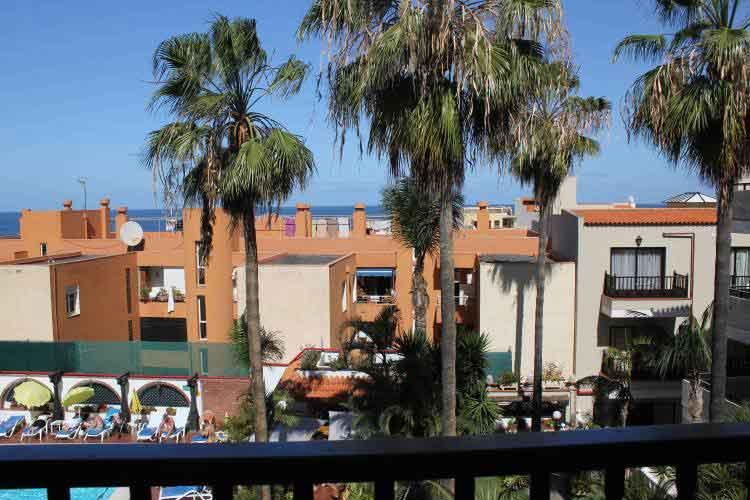 Teneriffa, Immobilie, Apartment mit 1 Schlafzimmer, Stattmitte - Gemütliches und praktisches Apartment in der Nähe des Playa Jardín Strandes