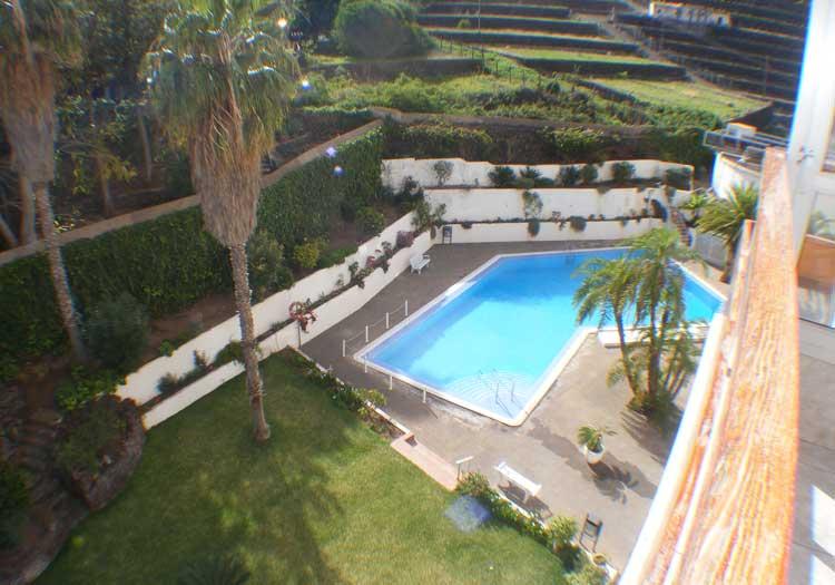 Teneriffa, Immobilie, Apartment mit 1 Schlafzimmer - Ruhige, verkehrsg�nstige Lage am Stadtrand von Puerto de la Cruz