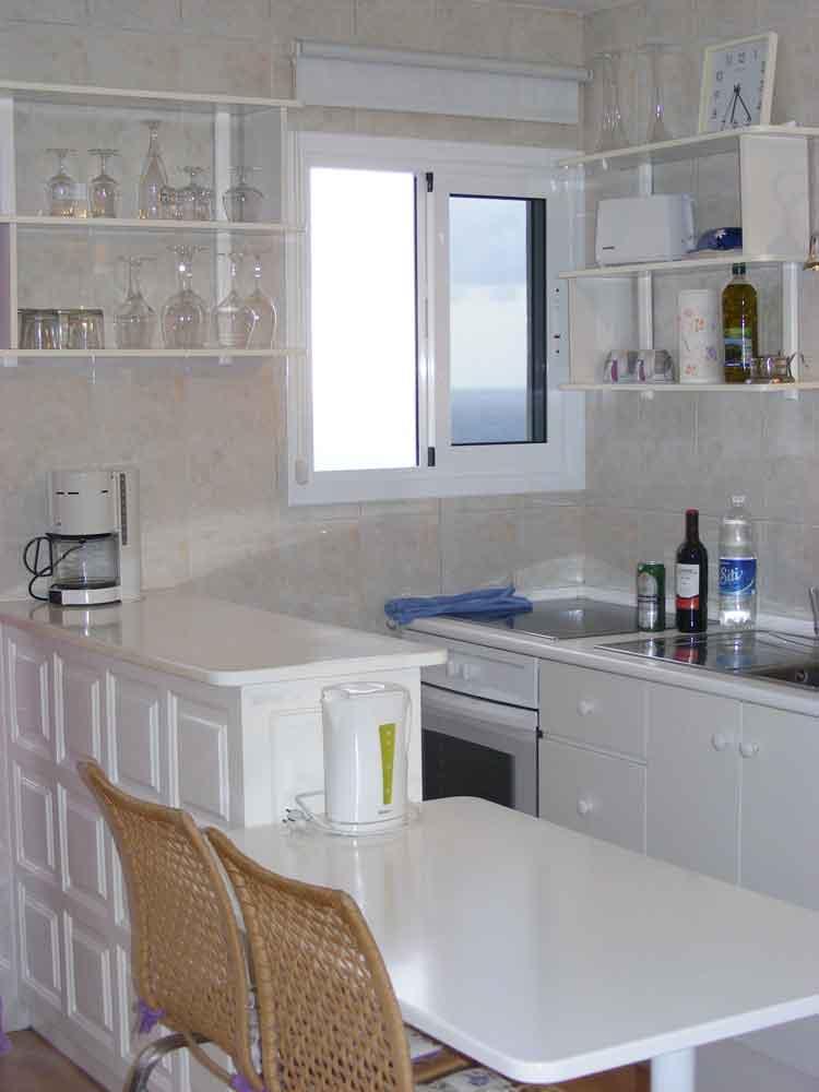 Apartment in erster meereslinie teneriffa nord in los for Badezimmer 5330