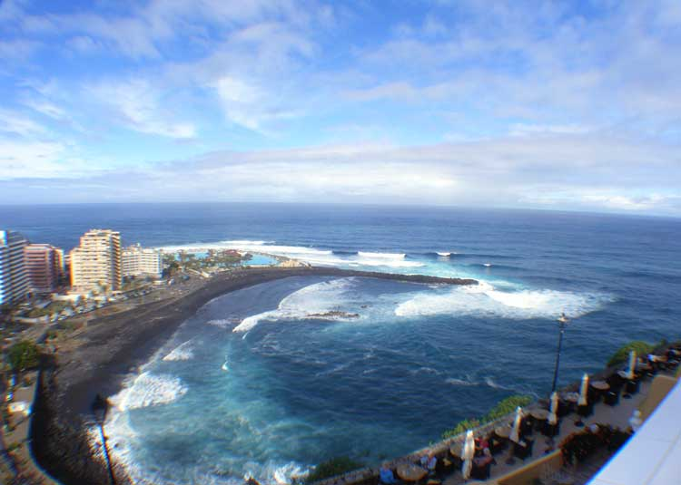 Real estate Tenerife,For rent! Nice apartment in Puerto de la Cruz La Paz in Puerto de la Cruz