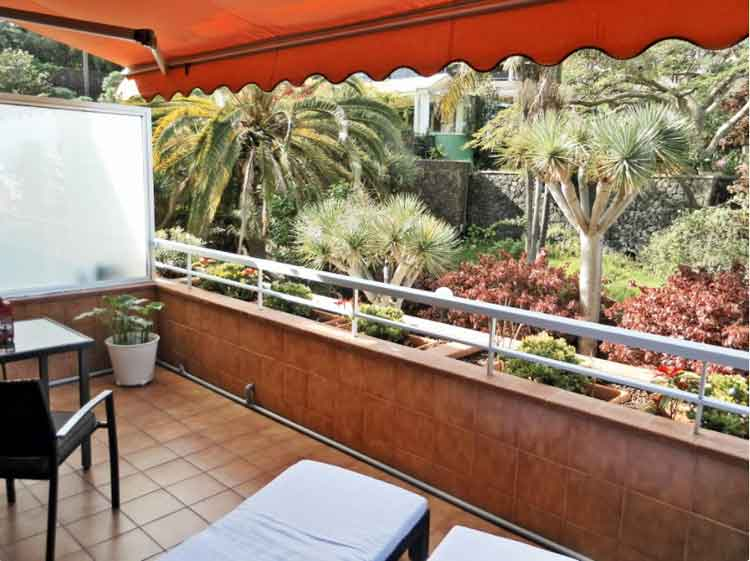 Apartment in gefragter Wohnanlage in Puerto de la Cruz Teneriffa.