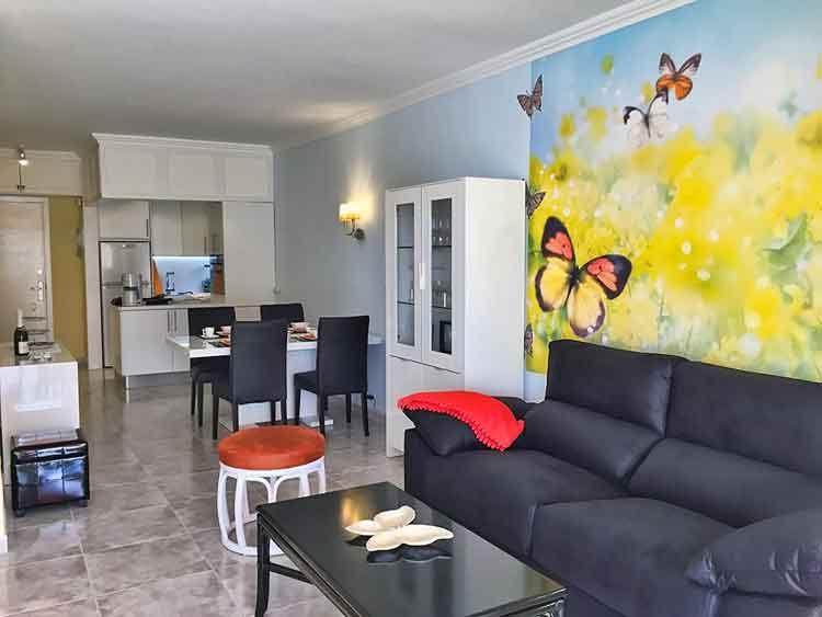 Ref: 5372 - Apartments 1 Schlafzimmer