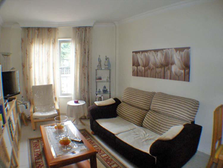 Teneriffa, hübsche kleine Stadtwohnung in Puerto de la Cruz - Stadtwohnung mit zwei Schlafzimmern in guter Ausstattung