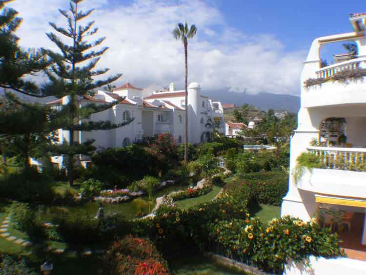 Teneriffa Luxusapartment - Grosses und elegantes Apartment in der N�he des Botanischen Gartens in Puerto de la Cruz