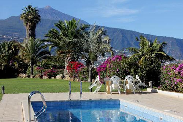 Immobilien Teneriffa, Luxuswohnung f�r gehoben Anspr�che - Apartment mit zwei Schlafzimmern in Santa Ursula Urb. San Patricio