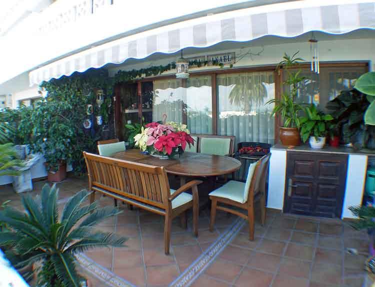 Immobilien Teneriffa! Apartment mit viel Charme in Los Realejos - Apartment mit zwei Schlafzimmern renoviert und hübsch ausgestattet