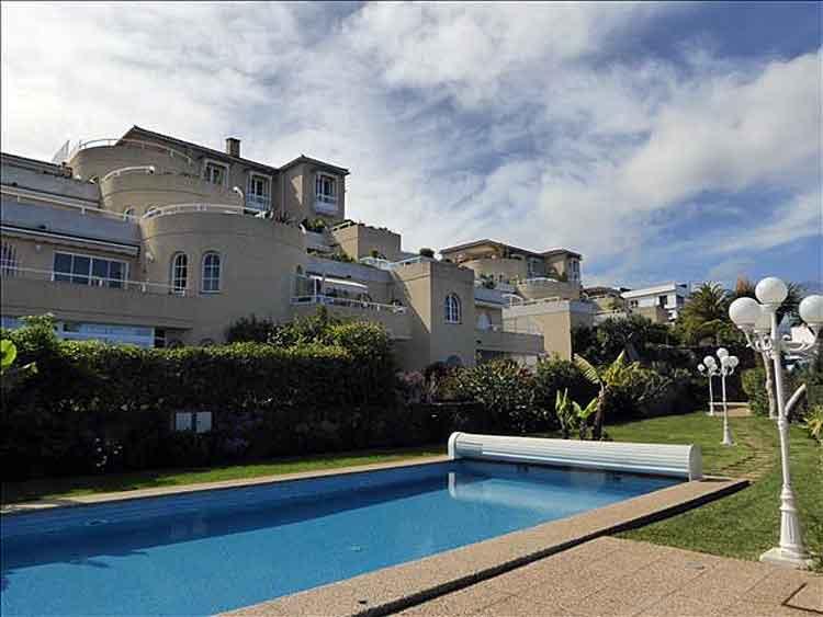 Inmobiliaria Tenerife. Bonito apartamento en un complejo residencial muy cuidado. - Santa Ursula