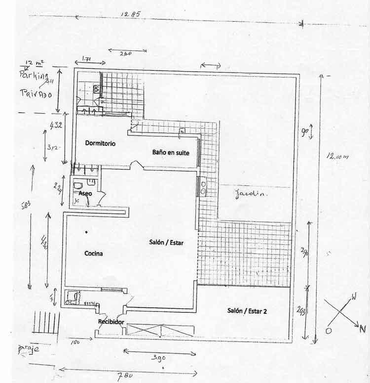 Ref. 5264 - Apartments 2 Schlafzimmer