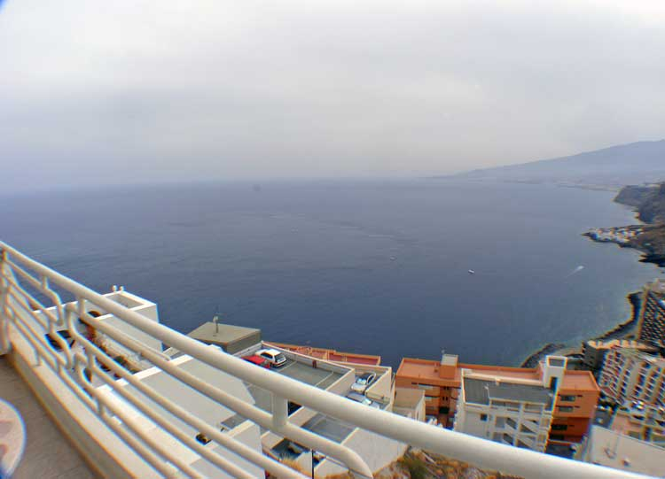 Apartment in Tabaiba bajo-Tenerife with ocean views click to enlarge the image