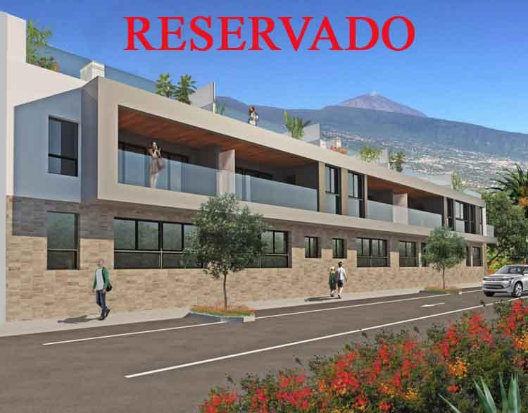 Residencial Humboldt,Lujoso edificio con 31 viviendas en el norte de Tenerife