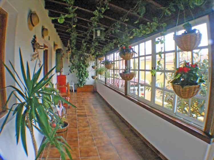 Wohnung mit drei Schlafzimmern zentral in El Sauzal