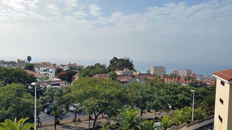 Renovierte Wohnung zu mieten mit drei Schlafzimmern, zwei Badezimmer in Puerto de la Cruz