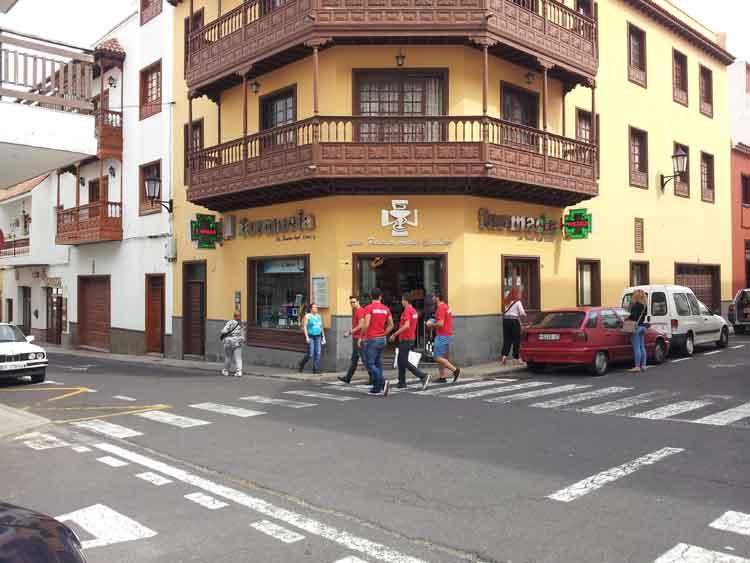 Immobilien Teneriffa. Beste Lage in der  Innenstadt von Garachico - Apartment mit vier Schlafzimmern zu einem Top-Preis!