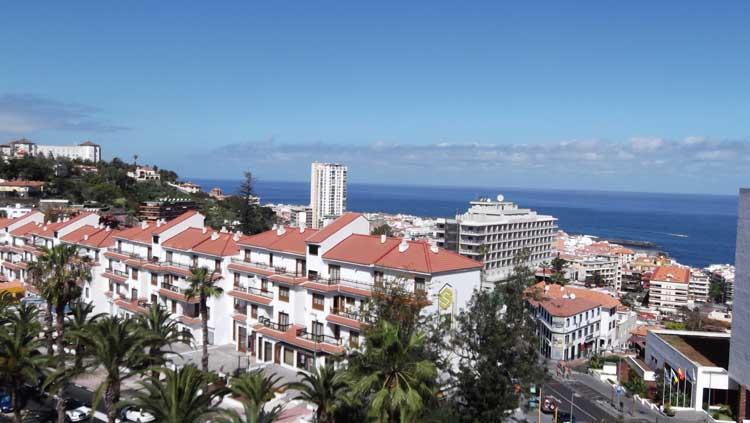 Apartamento en planta ultima con vistas al mar