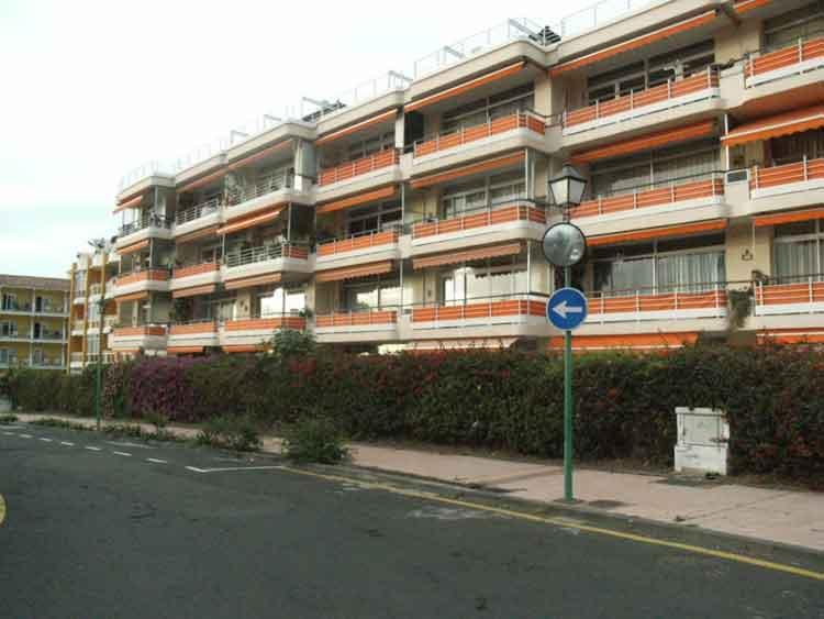Teneriffa, Apartment im oberstem Stockwerk, mit Blick zum Teide und Meer
