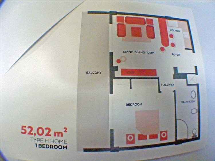 Ref. 5206 - Ático & Penthouse 2 bedrooms