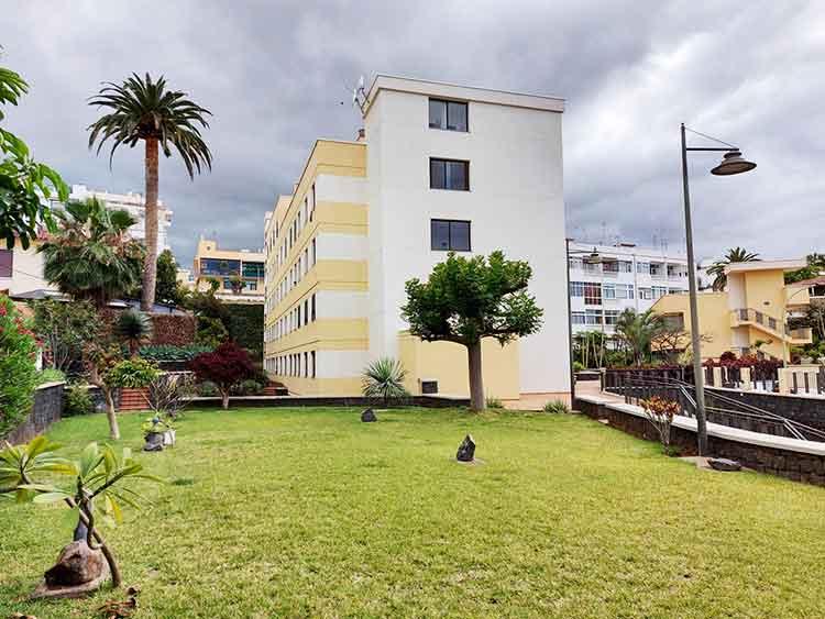Apartamento en ultima planta con un dormitorio en Puerto de la Cruz