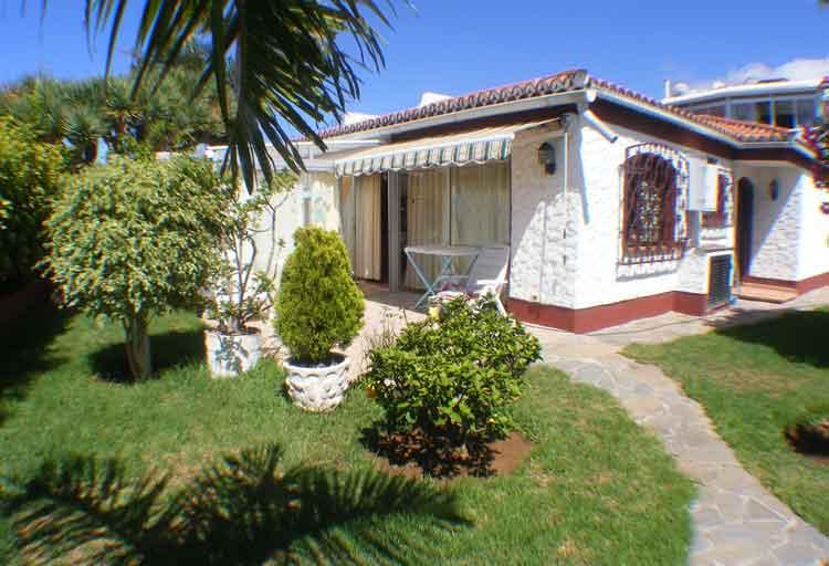 Teneriffa, Immobilie, Bungalow ruhig gelegen - Bungalow mit 2 Schlafzimmer und Pool in Romantika II Los Realejos