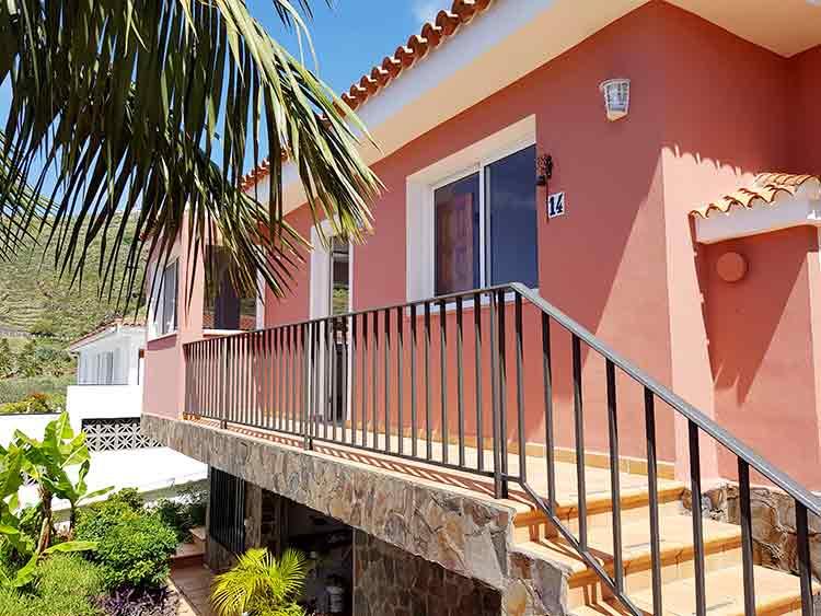 Chalet en Urbanizacion Primavera El Sauzal Tenerife