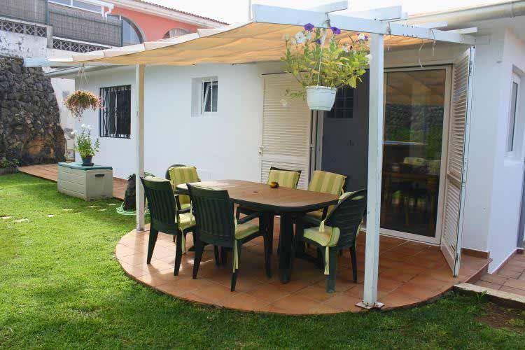 Villa mit drei Schlafzimmern und drei Bädern