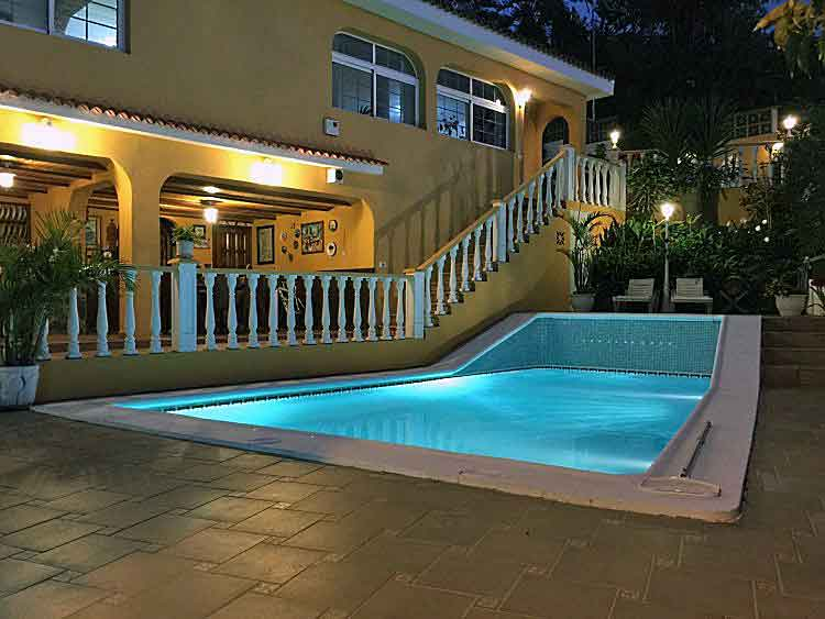 Real estate Tenerife,beautiful Villa in el Sauzal-Tenerife - El Sauzal