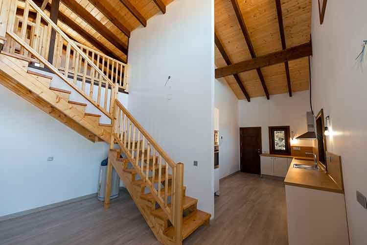Casa con tres habitaciones para primera ocupación con excelentes vistas al mar.