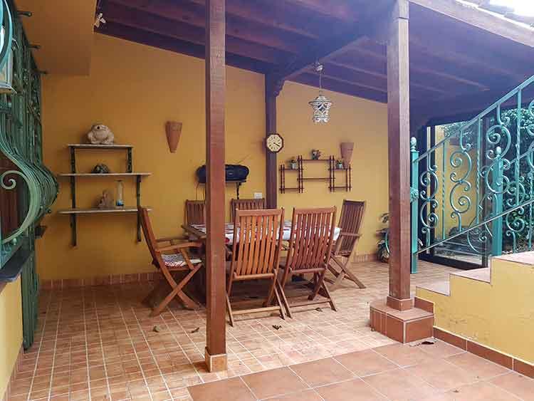 5469 - Inmobiliaria Tenerife, Amplia casa en ubicación central en Icod de los Vinos - Icod de los Vinos