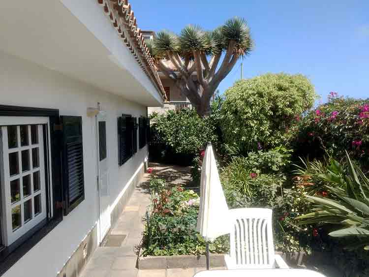 Detached house on one floor in La Orotava- North Tenerife