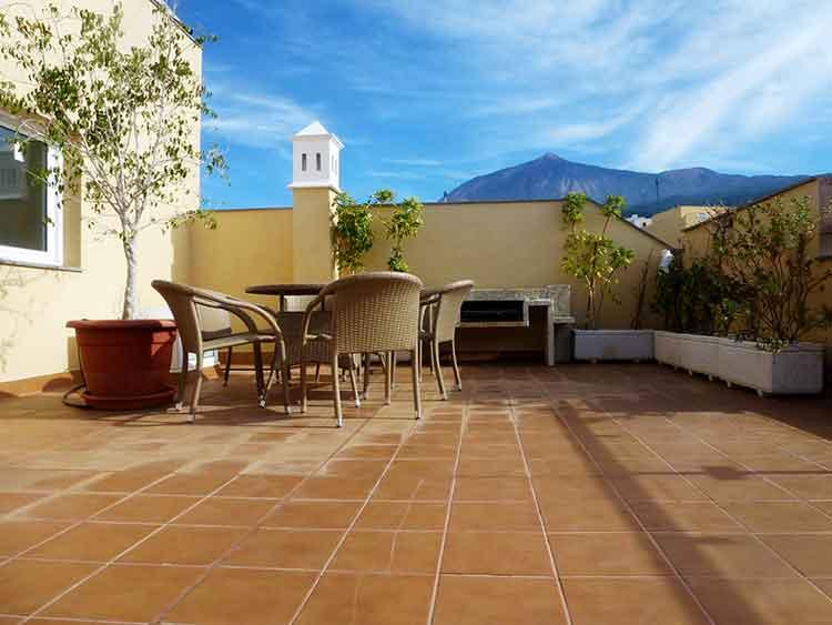 Casa de Pueblo con tres dormitorios in una ubicación tranquila de Icod de los Vinos