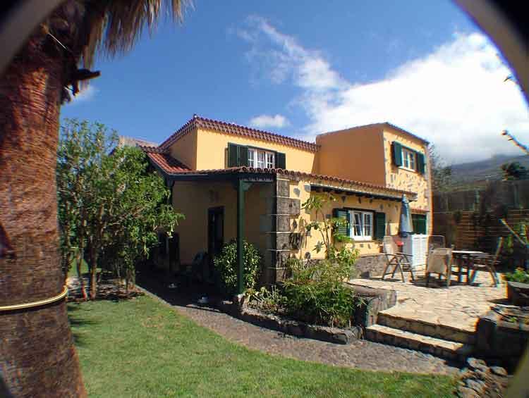 Teneriffa Haus - Gem�tliches ehemaliges Fincahaus, liebevoll renoviert, mit Panoramablick.