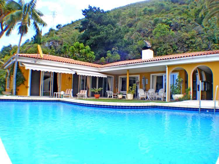 Teneriffa, Immobilie, Chalet-Villa - Teneriffa, Chalet-Villa in La Orotava mit herrlicher Aussicht zum Meer