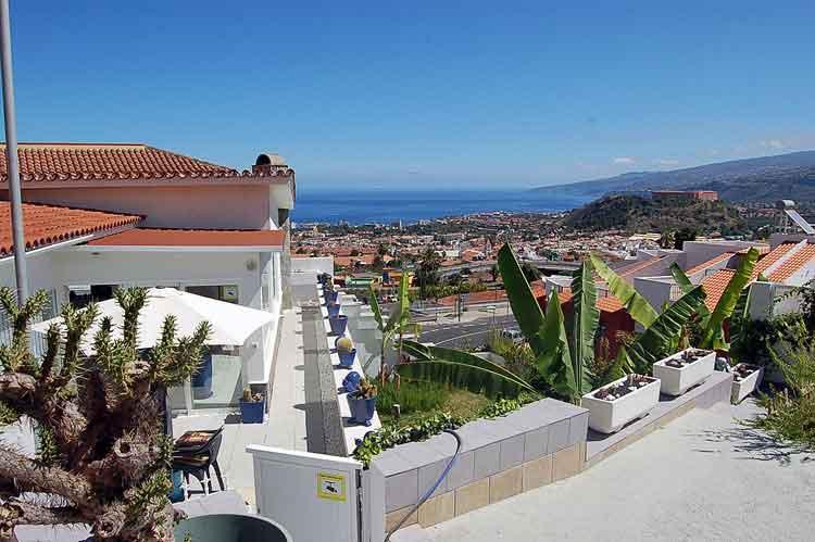 Ein sehr schönes Haus mit zwei Studios en Los Realejos-Teneriffa