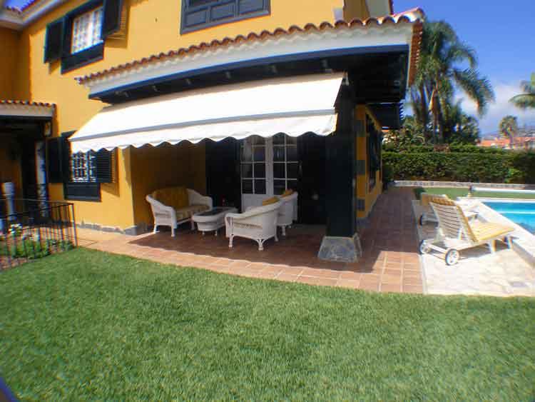 Teneriffa, Familienhaus mit vier Schlafzimmer und seperatem Apartment