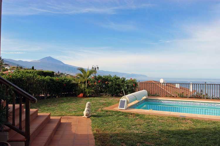 Inmobilien Teneriffa Familienresidenz  in Tacoronte - Tacoronte