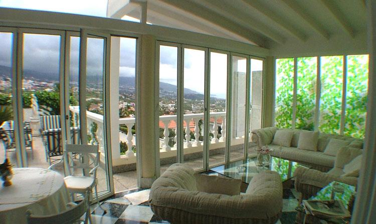 luxus-chalet auf zwei ebenen mit unverbaubarem panoramablick in la ... - Luxus Chalet 6 Schlafzimmer