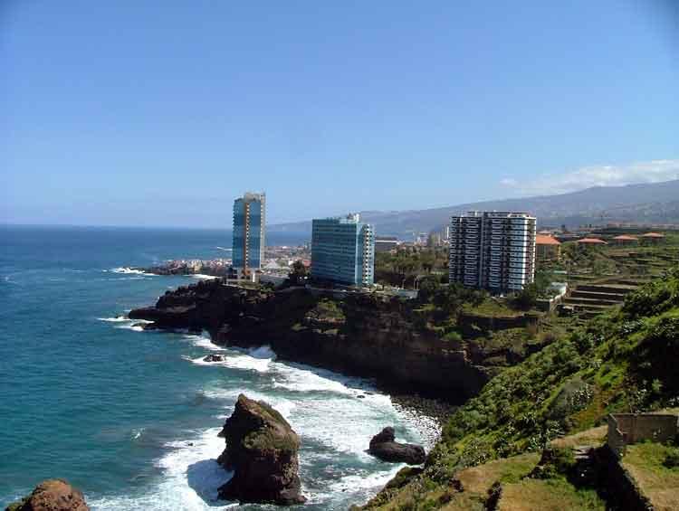 Möbliertes und komplett eingerichtetes Apartment in Los Realejos-Puerto de la Cruz
