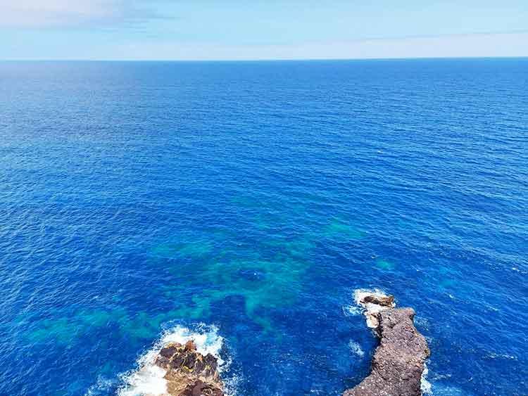 Estudio en el Hotel Maritim con una vista maravillosa al mar Atlantico