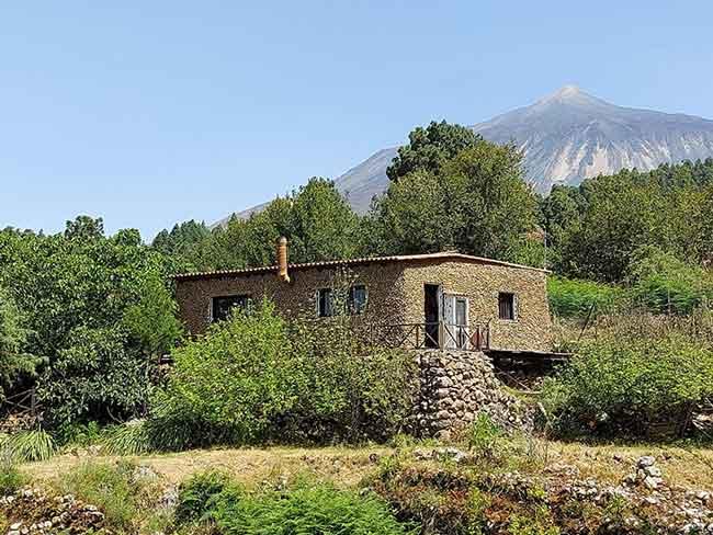 Finca with two bedrooms in Icod de los Vinos - Cuevas del Viento La Peña