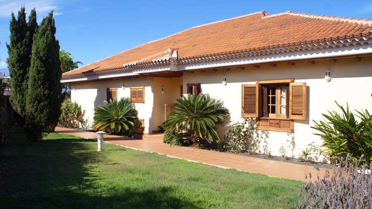 Tenerife, Country house with guest house, 12000m2 land and fantastic views