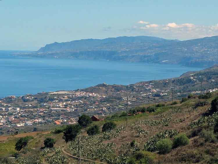 Finca mit fünf Wohneinheiten mit Lizenz zur Ferienvermietung in Icod de los Vinos