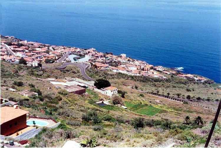 Teneriffa Immobilie Baugrundst�ck - Baugrundst�ck in El Sauzal Urb. La Baranda