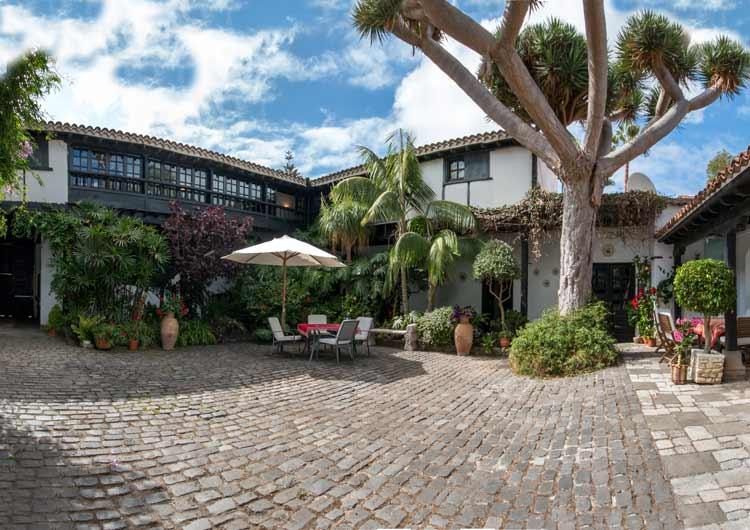 """Teneriffa, Historisches Juwel modernster Technik, tropischem Garten, traumhafter Wellnessbereich im Norden Teneriffas – in Tacoronte"""" in Tacoronte"""