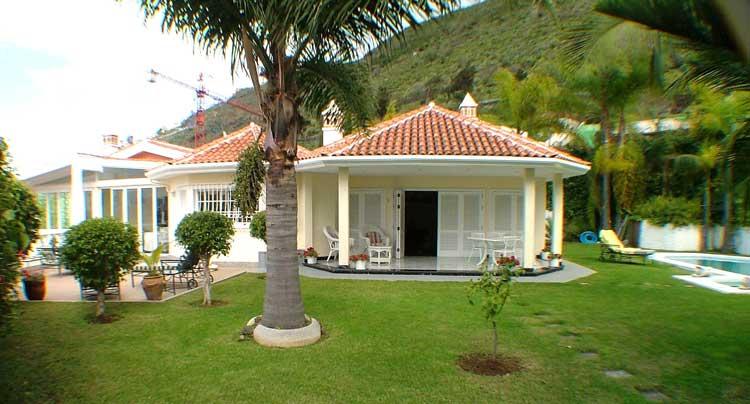 wunderschönes Anwesen oberhalb von Puerto de la Cruz.