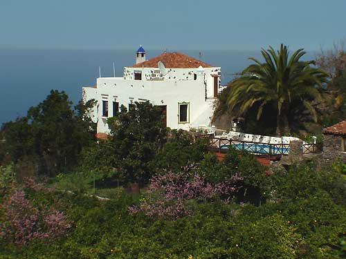 Immobilien Teneriffa Finca  mit Grundstück  - Finca mit Haus aus dem 19. Jahrhundert, komplett renoviert