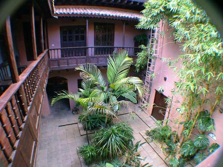 Chalet - Renoviertes Kanarisches Haus / Hotel Rural
